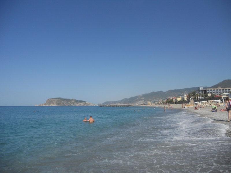 alanja kleopatrina plaža