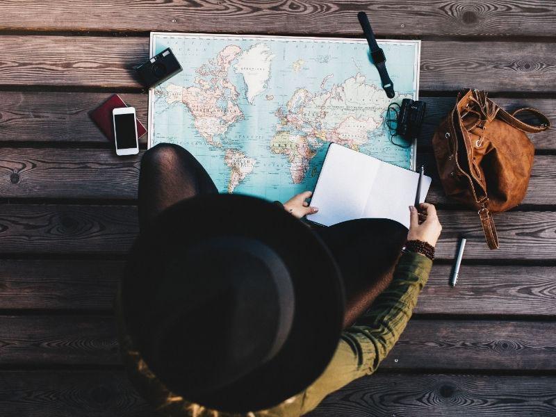 plan putovanja