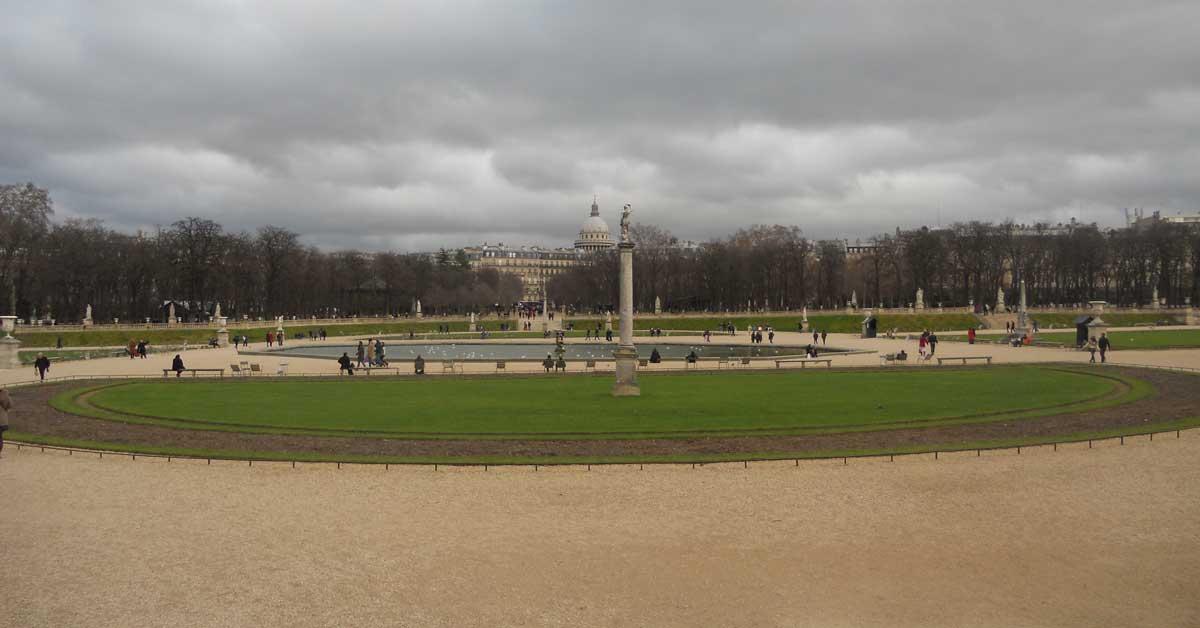 park pariz