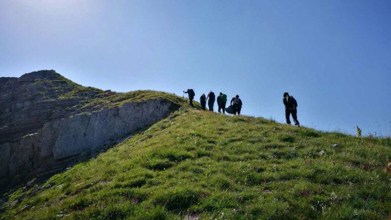 kako postati planinar