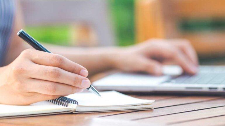 kako pisati blog