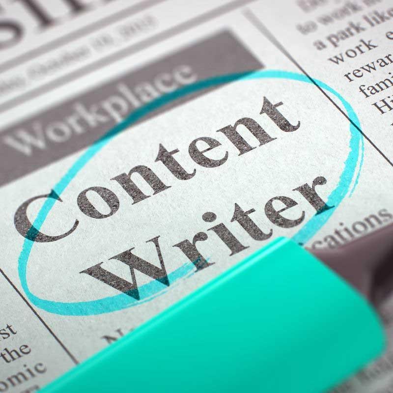 content writer posao